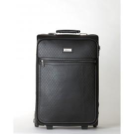 Valise noire élégante