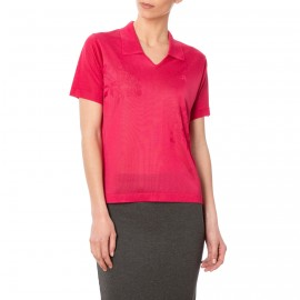 Polo manches courtes femme Fil Lumiere Dolly