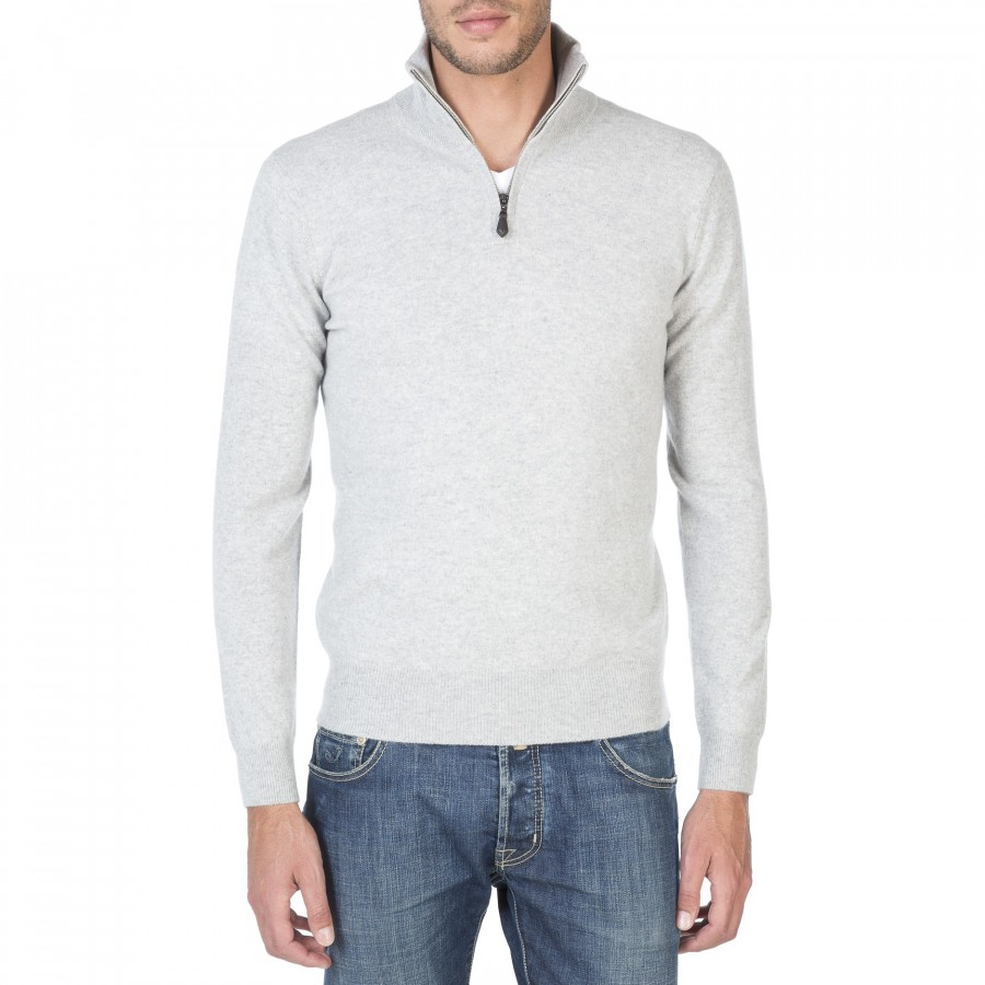 pull homme cachemire