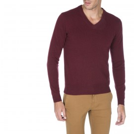 Pull col V cachemire homme Cécilio