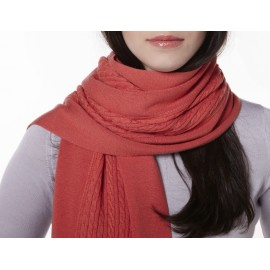 Scarf made of viscose, nylon and wool Aurélie