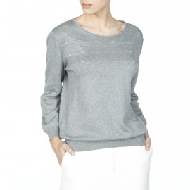 Sweat coton cachemire Halina