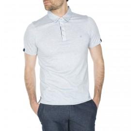 Polo chic en coton avec logo Honoré