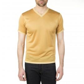 Herren T-Shirt V-Kragen Fil Lumière Igor