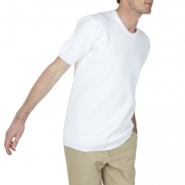 Dickes Sweatshirt mit kurzen Ärmeln Léonce