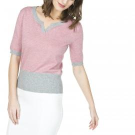 T-shirt manches courtes en coton Lucie