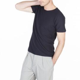 T-shirt manches courtes en coton Barry