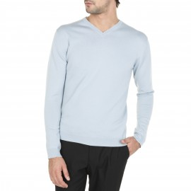 V-Neck Sweater In Wool Maxence