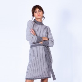 Robe pull laine et alpaga - Gracy