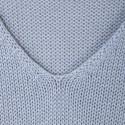 Pull alpaga et soie - Hasina 6366 plume - 11 gris clair