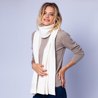 Echarpe en laine mérinos - Emphase