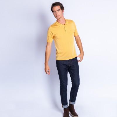 Graphic polo shirt Fil Lumiere - Etoile