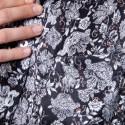 Robe chemise en soie - Gaspard 6310 Noir - 01 Noir