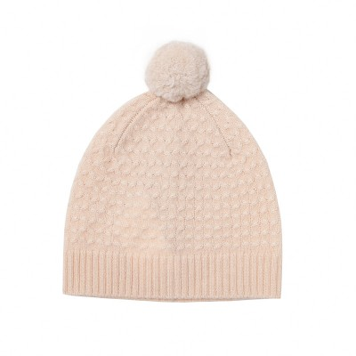Children's cashmere hat - Igloo