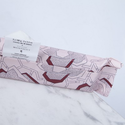 3 small soap bars - Joséphine