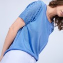 Women's Fil Lumière polo-shirt - Marie
