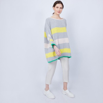Pull oversize 100% coton - Marly
