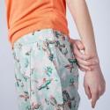 Pantalon en coton Maison Montagut x Maison Martin Morel - Malte 6573 MMM - 23 Vert clair