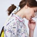 Robe chemise en crêpe de soie Maison Montagut x Maison Martin Morel - Jade