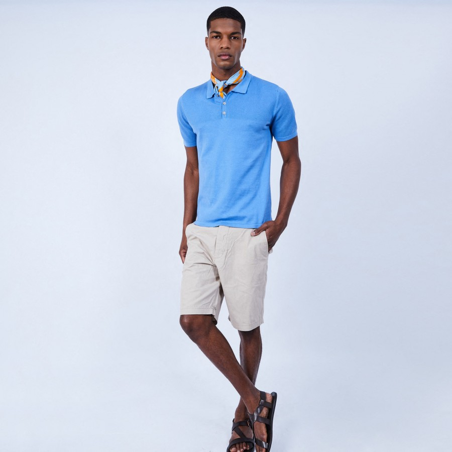 T-shirt col polo - Laurel