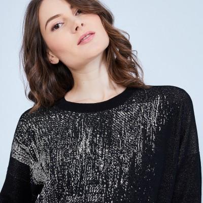 Sparkly sweatshirt - MINA