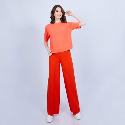 Garter stitch jumper - CESAIRE
