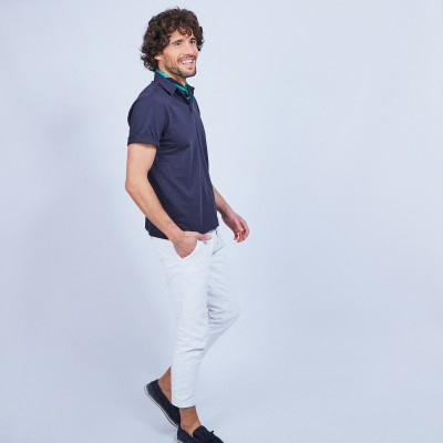 100% cotton polo shirt - LYS