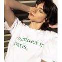 T-shirt femme Maison Montagut x Cuisse de Grenouille -