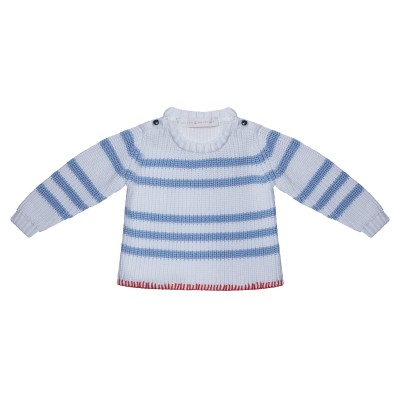 Baby cotton jumper - KENNEDY