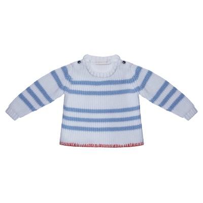 Baby cotton jumper - KENNEDY