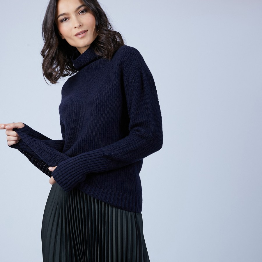 Pull manches extra longues Solange