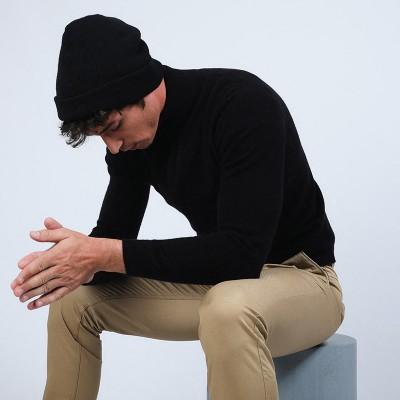 Cashmere cap - Oly