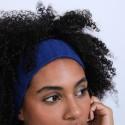 Bandeau cache oreilles en laine & alpaga - Shira