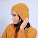 Bonnet en mohair - Summer