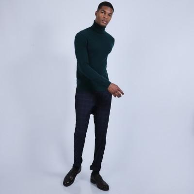 Cashmere roll-neck jumper - Bruno