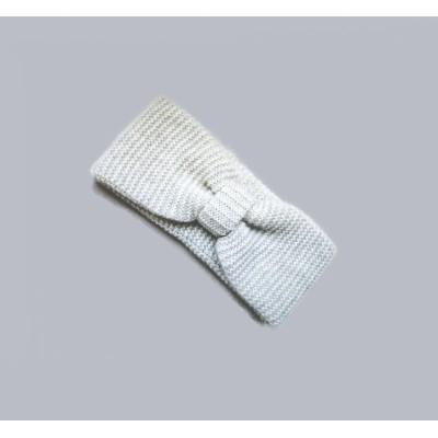 Cashmere headband - Perline