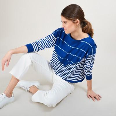 Round neck sweater - Albane