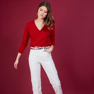 Linen cashmere sweater - Blondie