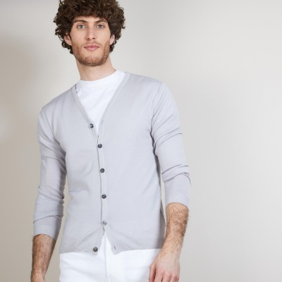 100% wool cardigan - Brad