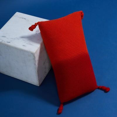 Tye and dye effect cushion - Felipe