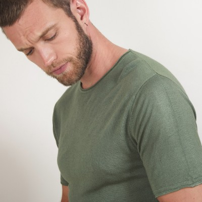Bamboo Cashmere T-shirt - Babel