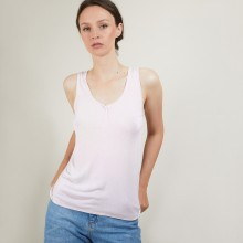 Bamboo cashmere tank top - Bonnie