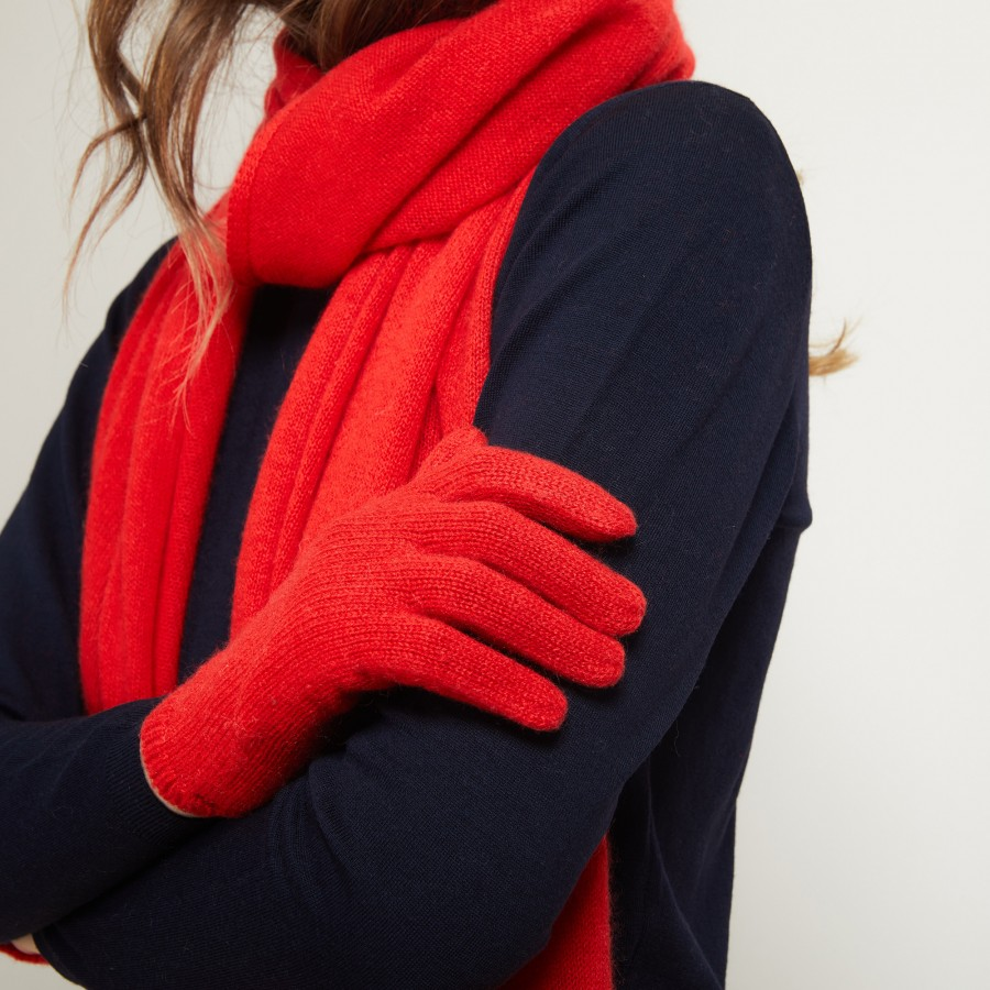 Cashmere gloves - Galene