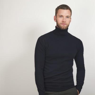Cashmere turtleneck sweater - Bruno