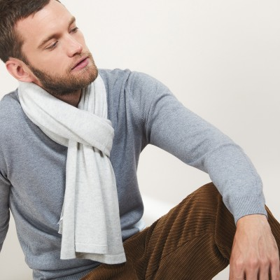 Cashmere scarf - Bubu