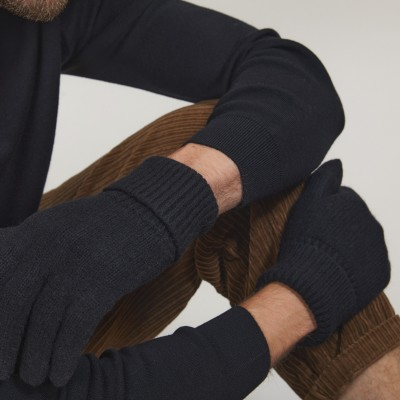 Cashmere gloves - Leon