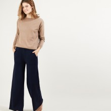 Cashmere boat neck sweater - Bal