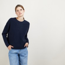 Loose cashmere sweater - Bess
