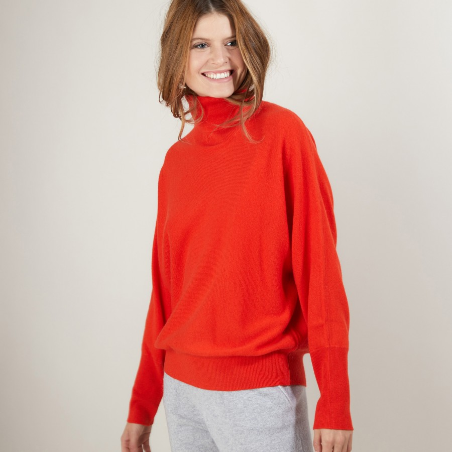 Cashmere turtleneck sweater - Bob