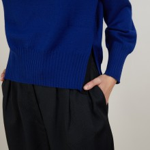 Two-tone wool sweater Gimmie